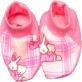 buciko-skarpetki baby róż piętka roz.56
