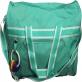 torba dla mamy na akcesoria dziecięce seledynowa