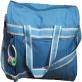 torba dla mamy na akcesoria dziecięce niebieska