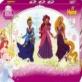 Koraliki HAMA układanka Disney Księżniczki