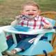 Krzesełko do karmienia BABYTOP błękitne Thermobaby