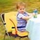 Krzesełko do karmienia BABYTOP żółte Thermobaby