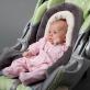 Wkład do fotelika podtrzymujący głowę dziecka CUDDLE SOFT Sunshine Kids