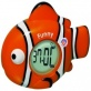 Wodoodporny termometr do kąpieli Thermoclock Funny 3 w 1 pływający termometr z zegarkiem Mebby