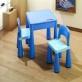 Zestaw MAMUT (stolik + 2 krzesełka) Tega