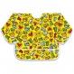 Śliniak z rękawami Haring Yel Baby od 9m Bumkins