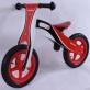 Drewniany rowerek biegowy KING CZERWONY Milly Mally