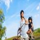 Fotelik rowerowy BOBIKE MAXI TOUR