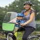 Szyba osłona przeciwwiatrowa do fotelika rowerowego Mini City Bobike