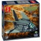 Klocki Sluban - F117 INVISIBLE BOMBER